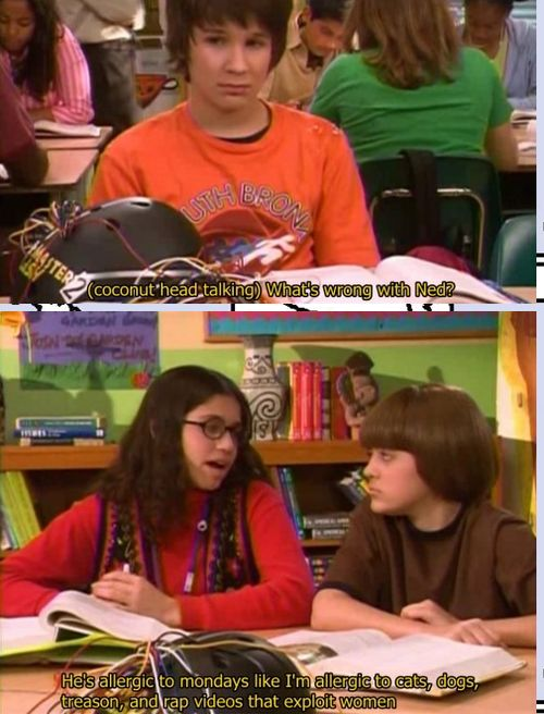 This show was so amazing and not talked about enough.