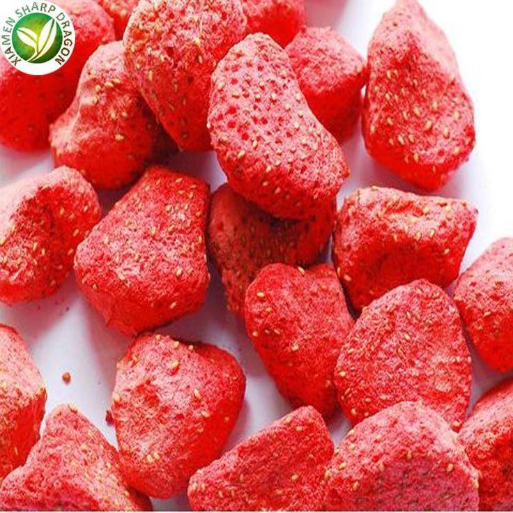 Freeze dried strawberry chips freeze dried strawberries