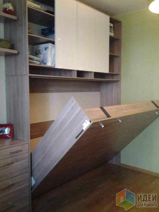 Шкаф-кровать фото, откидная кровать, шкаф-кровать отзывы