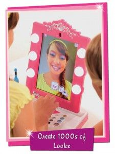 Barbie Digital Makeover will get girls blushing on iPad