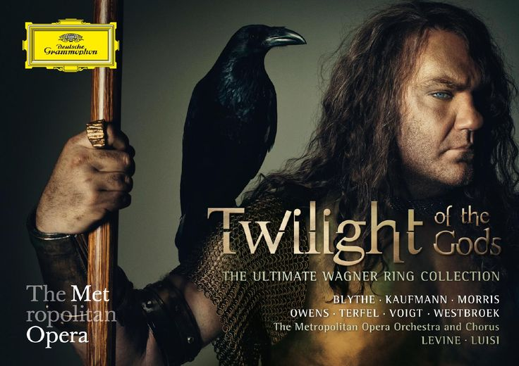 "On the heels of the release by Deutsche Grammophon of the complete Ring Cycle DVD Box from the Met, this double album  compilation is the ultimate must-have for any music and Wagner lover.  It includes the highlights of all the ""Ring"" operas, featuring the stars of the recent New York Met production: Bryn Terfel, Deborah Voigt and Jonas Kaufmann.  Ride of the Valkyries, Prelude from das Rheingold, Siegfried's death are all featured on a double album compilation.  ""The bleeding chunks, two..."