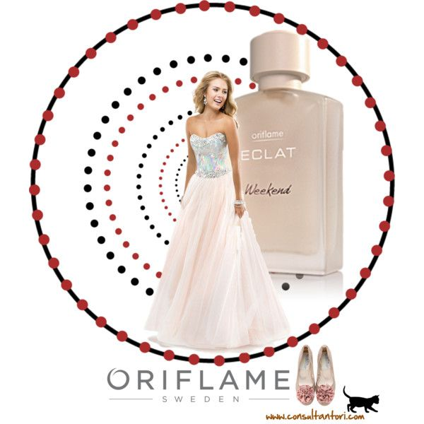 """Eclat Weekend by Oriflame"" by consultantori on Polyvore"