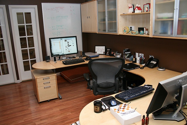 Ikea Home Office Galant basement home office | office spaces, workspaces and creative