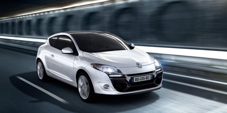 Renault Megane Coupe 2012