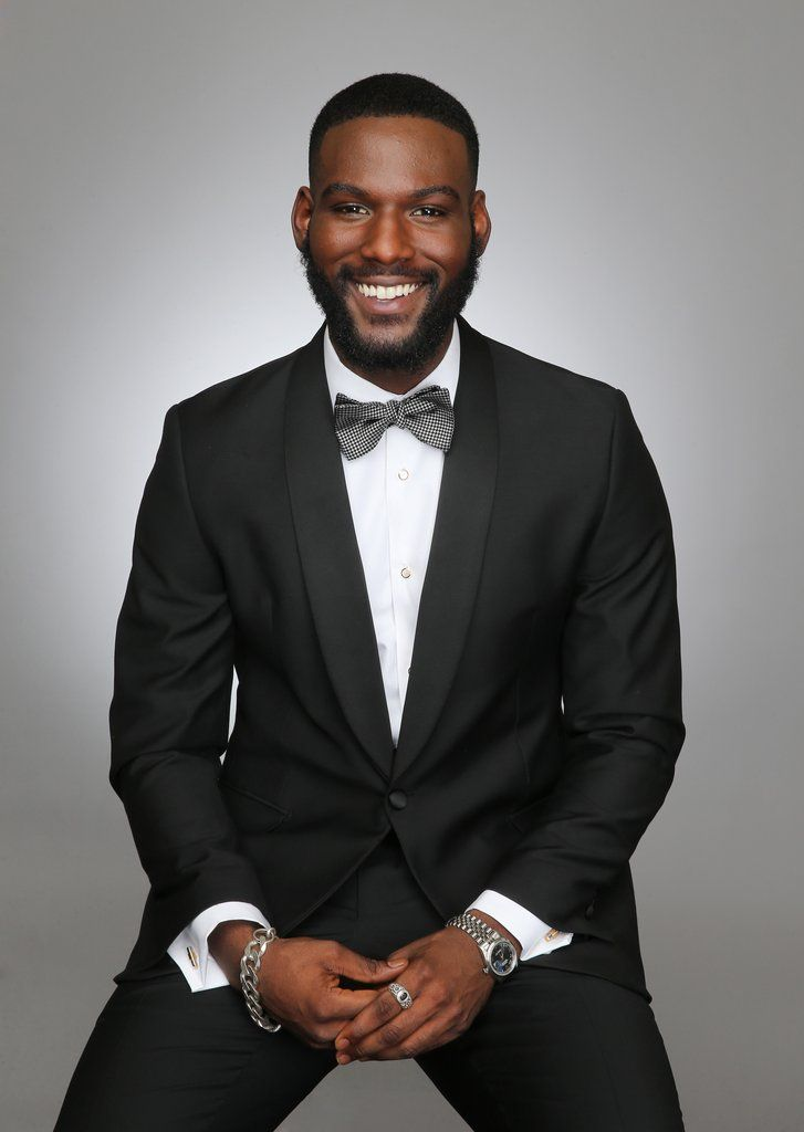 Oh, Just 20 Photos of the Mouthwateringly Hot Kofi Siriboe