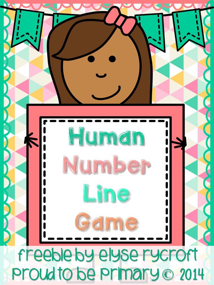 42 best MATHS (Numerlines) images on Pinterest | Kindergarten math ...