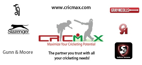 Cricket Equipments At CricMax - we make it easier for cricketers to buy and select cricket equipment. We are not just here to sell the cricket equipment, but our goal is to be with you throughout your cricketing tenure. We make it easier for you to select the product which would suit you, keep updated with the latest cricket equipment from different brands. We thrive on the customer retention and customer contentment.