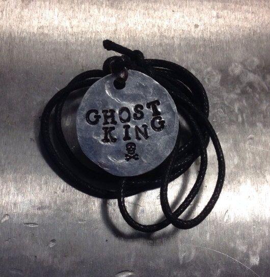 Percy Jackson inspiriert Ghost King Halskette von DauntlessTrader
