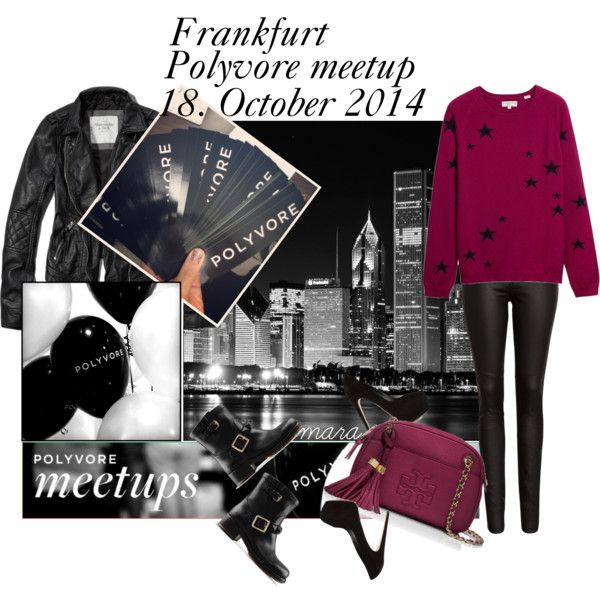 Five days and counting. Meetup with the Polyvore community, Frankfurt! RSVP: http://polyv.re/1v4M9sk