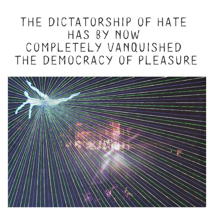 """The dictatorship of hate has by now completely vanquished the democracy of pleasure. Η δικτατορία του μίσους έχει πια ολοκληρωτικά κερδίσει τη δημοκρατία της απόλαυσης. Quote from """"The man who has only one truth in him"""" Read a sample of my book here: http://goo.gl/vTAjcQ"""