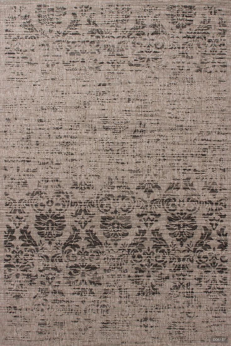 Купить ковер Lalee Finca 512 серебряный-черный (160x230) в Минске – цены, фото…