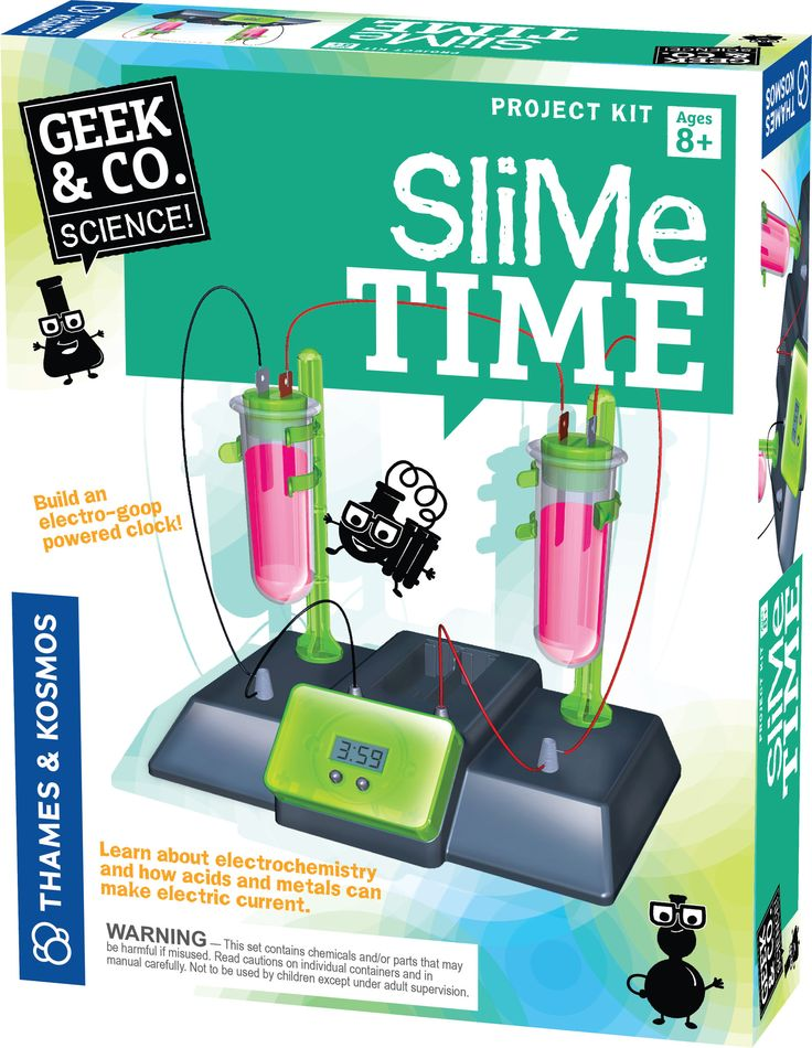 Thames & Kosmos ~ Slime Time