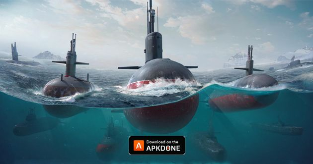 World Of Submarines Mod Apk 1 8 1 Download No Reload Time For