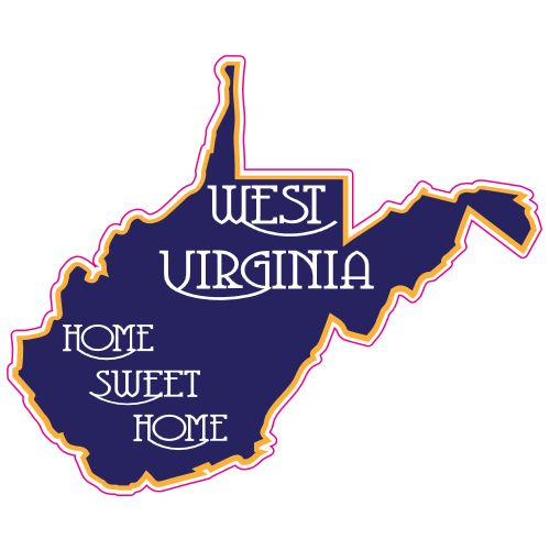Get this West Virginia Home Sweet Home State Sticker online at the U.S. Custom Stickers Decal Store. Shop for high quality stickers at cheap prices. Buy here.