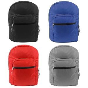 Order wholesale backpacks at low discount prices for kids and school donations. Buy wholesale school supplies in bulk with free shipping from online distributor in usa.