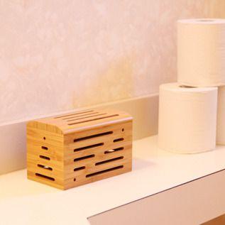 deodorant case ,bamboo
