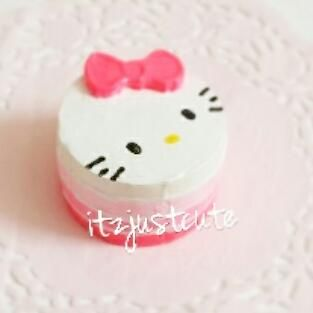 Diy Squishy Hello Kitty : 1000+ images about Squishies on Pinterest