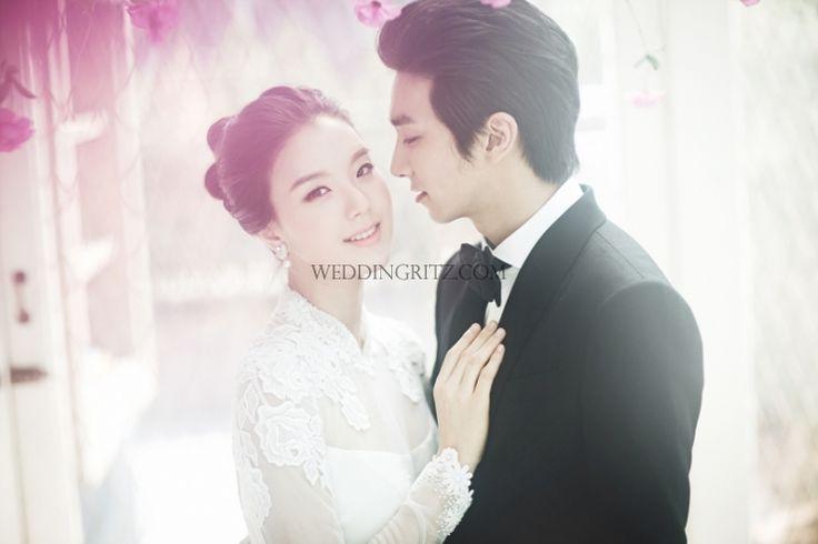 romantic wedding photo by wonkyu master piece