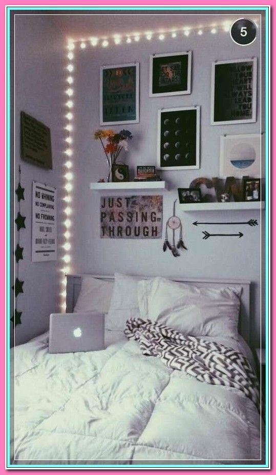 Make Creative Diy Room Decor Ideas Past This List Of Bedroom Decor Ideas That Are Cheap But Cool Simple B Minimalist Room Dorm Room Decor Aesthetic Room Decor