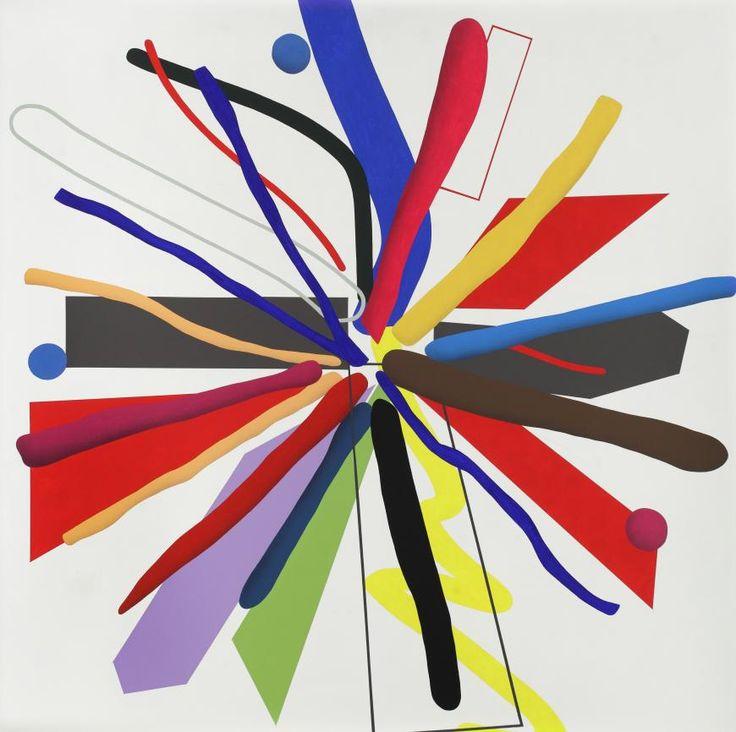 Karel Stedry Mandals, 2011, 200x200 cm