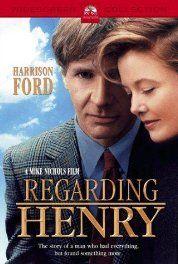 Regarding Henry (1991) Poster