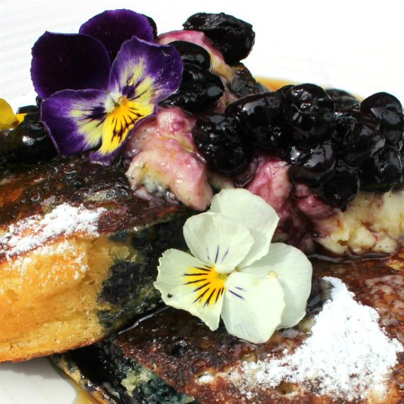 A delicious breakfast menu has arrived at The Glass Goose.