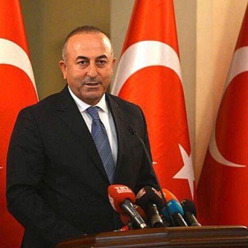 وزير الخارجية التركي يغادر #المملكة بعد مباحثات سياسية ورفض طلب تركي ببناء قاعدة عسكرية على الأراضي #السعودية.  #تركيا #الأزمة_الخليجية