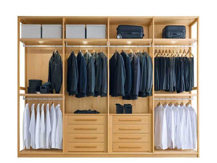 Organizzazione #armadio / cabina armadio