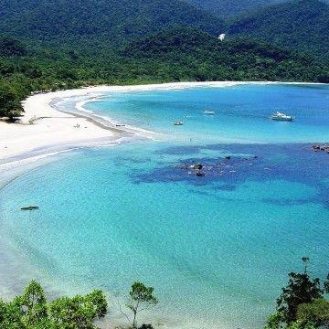 Praia Castelhano - Ilhabela. Foto: Ilhabela Turismo
