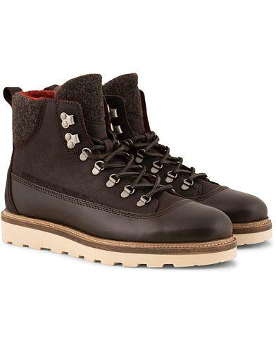 GANT Don Boot Dark Brown Calf hos CareOfCarl.com  79ae275c7ffaa