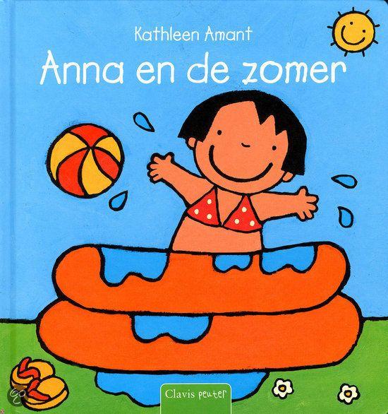 bol.com | Anna en de zomer, Kathleen Amant | 9789044824087 | Boeken