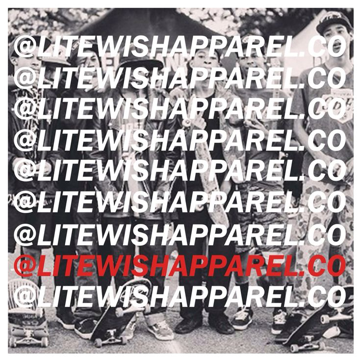 Follow instagram @litewishapparel.co // for good daily supply // worldwide industries // local clothing bussines