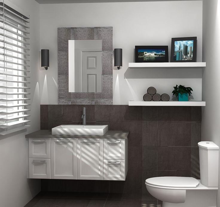 salle de bain québec | Salle de bain - Kulina armoires de cuisine et salle de bain Québec