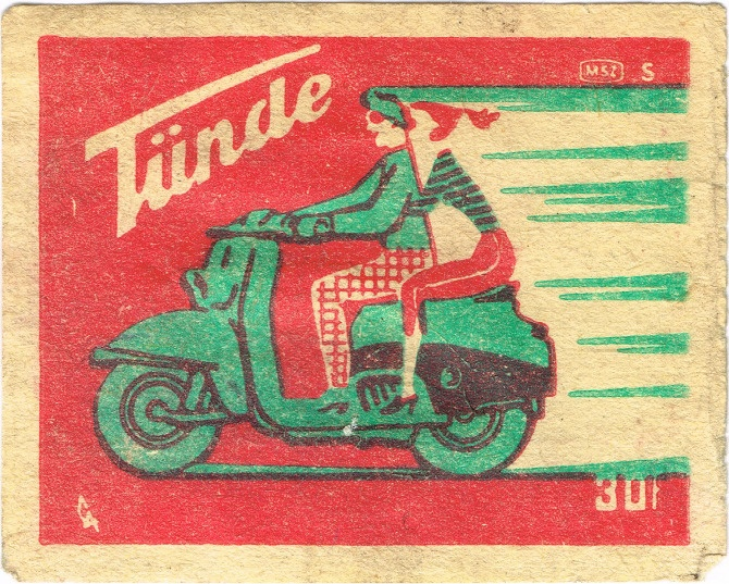026 - Hungarian Matchbox Archive