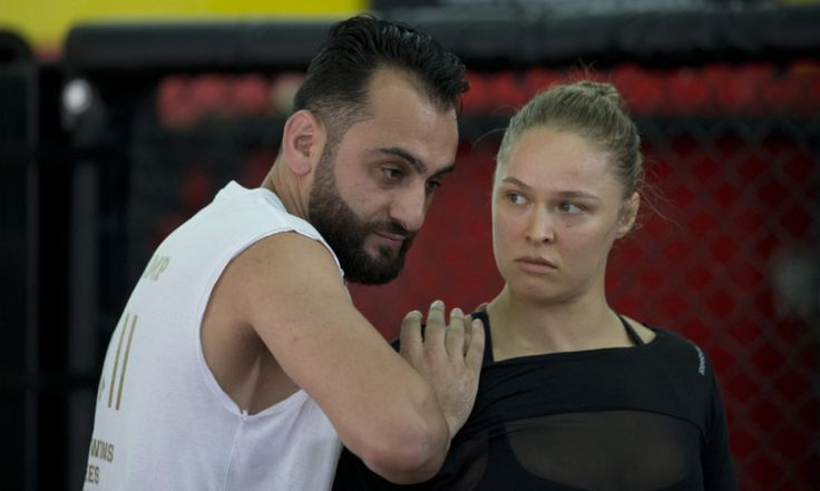 Tarverdyan says Rousey considering comeback at UFC 207 = Ronda Rousey may finally be ready to make her return to the UFC.  Last seen at UFC 193 in November 2015, Rousey and her team are currently considering a possible comeback before the end of 2016, Edmond.....