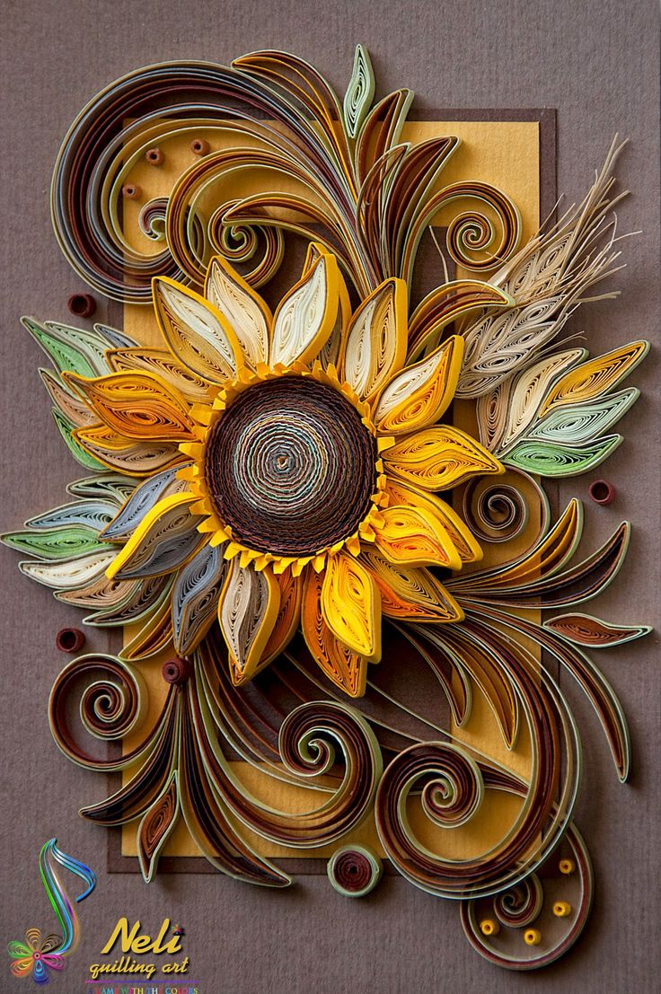 25 Best Ideas About Sunflower Art On Pinterest