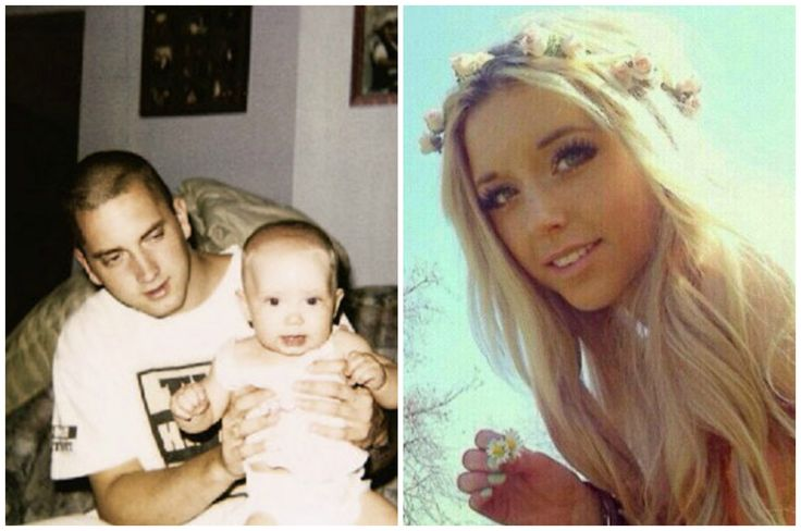 Hailie is the beloved daughter of rapper, Eminem (also known as Marshall Mathers). Her full name is Hailie Jade Scott Mathers. Most of us know her name from her dad's songs, specifically, Hailie's Song. Hailie grew up outside of the limelight, as per her dad's request.