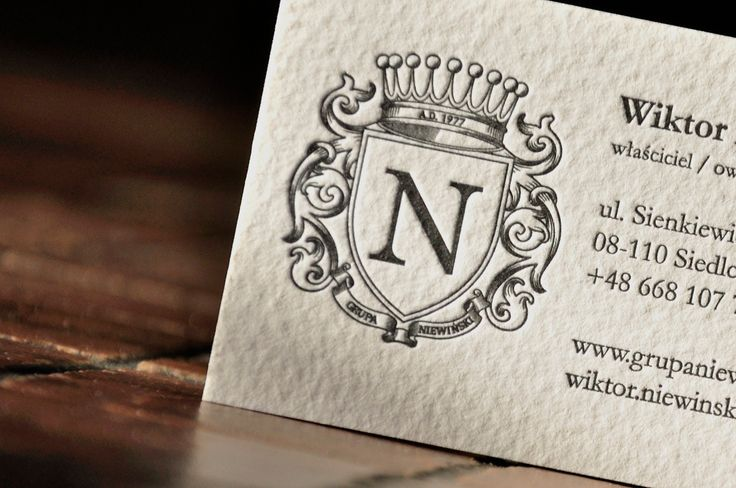 This bc shows that all sorts of ornaments and floral elements, etc. present very unique when printed using letterpress.