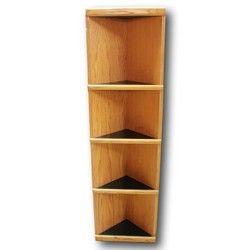 Orman Grubb Oak Corner Cabinet