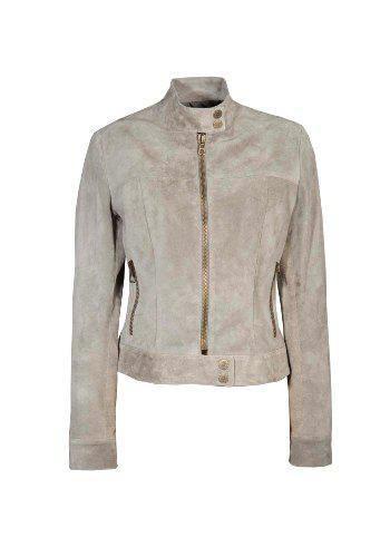 Куртка замшевая женская млдель