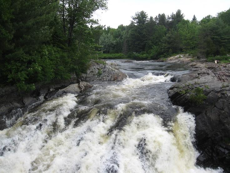 .Chutes provincial park, Ontario Canada
