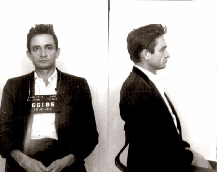 Details about JOHNNY CASH MUG SHOT GLOSSY POSTER PICTURE PHOTO mugshot walk line ring fire 874