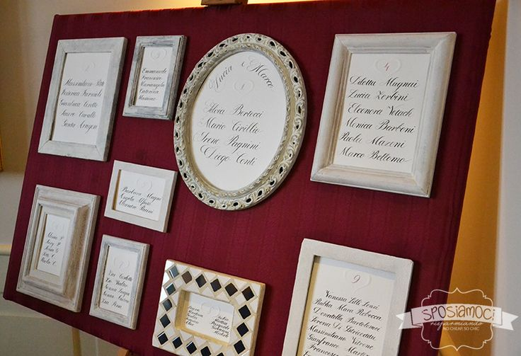148 fantastiche immagini su idee tableau mariage su pinterest fai da te numeri da tavolo e. Black Bedroom Furniture Sets. Home Design Ideas
