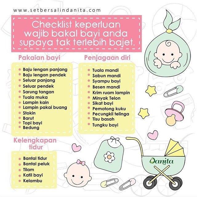 Minyak Baju Bayi