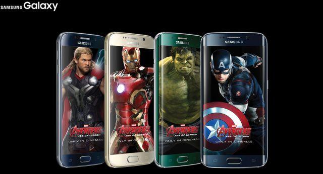 Sa ne asteptam la o editie limitata Samsung Avengers?