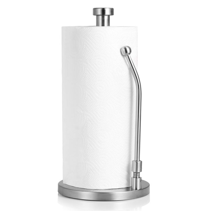 Adoric life stand up paper towel holder easy