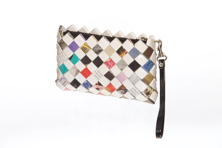 cute and compact wristlet