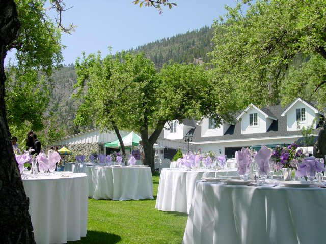 The Orchard House Wedding Venue In Genoa Nv