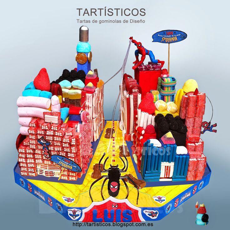 Blog de Tartas de Gominolas