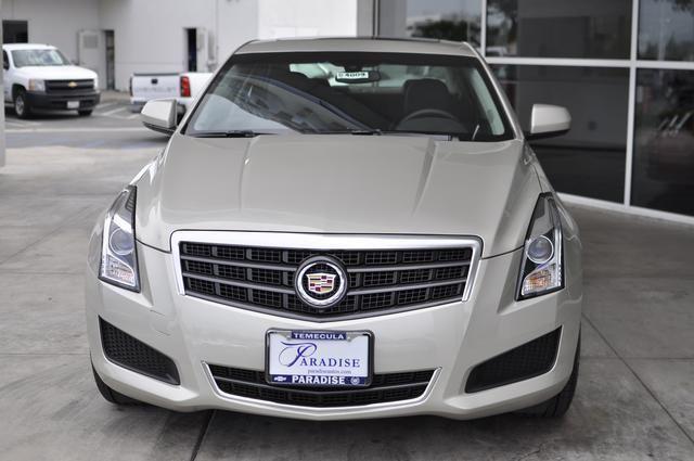 2014 Cadillac ATS 2.0T 2.0T 4dr Sedan Sedan 4 Doors Silver for sale in Temecula, CA Source: http://www.usedcarsgroup.com/used-cadillac-for-sale-in-temecula-ca